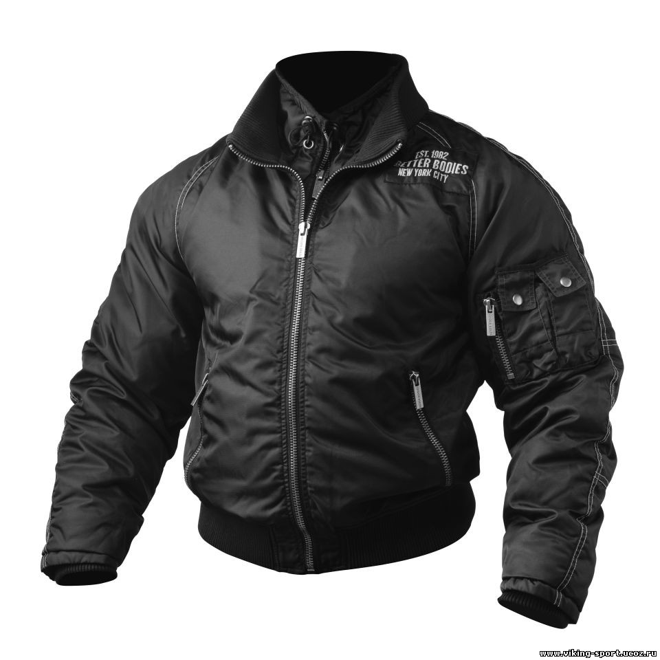 Heavy Nylon Jacket