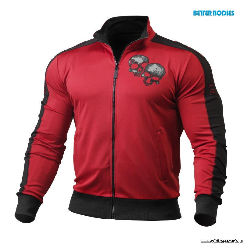 Mens flex jacket Jester Red